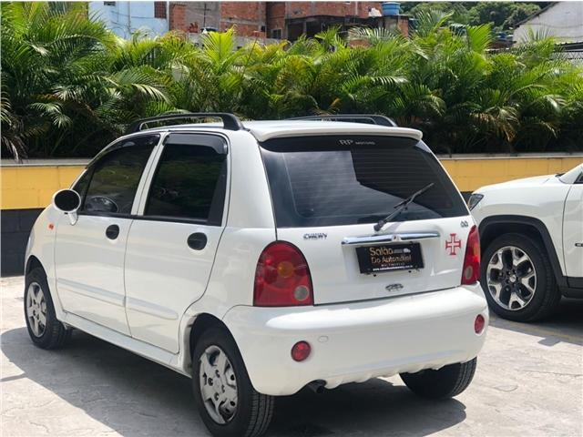 Chery Qq 1.1 mpfi 16v gasolina 4p manual - Foto 6