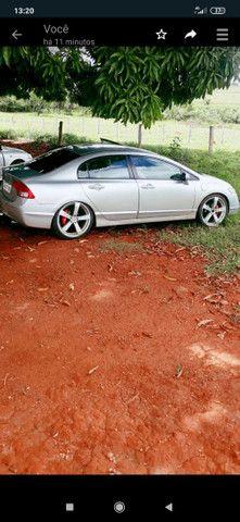Rodas aro 20 modelo Honda Civic original