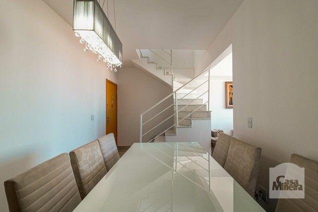 Apartamento à venda com 3 dormitórios em Indaiá, Belo horizonte cod:335407