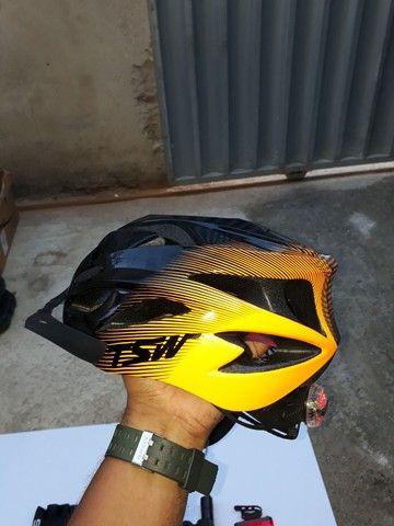 Kit segurança para bike  - Foto 3