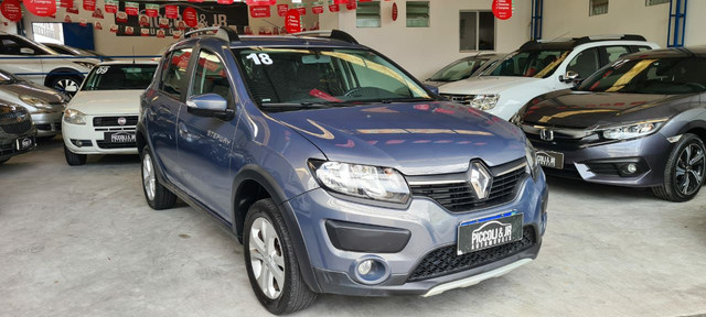Renault Sandero Stepway Dynamique 1.6  vendo troco e financio R$   - Foto 3