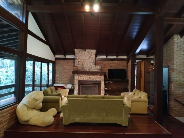 linda Casa em Condomínio Fechado em Domingos Martins - Foto 6