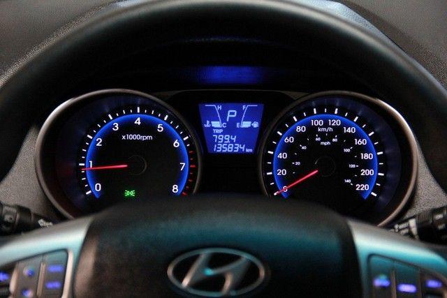 HYUNDAI IX35 2.0 MPFI 16V FLEX 4P AUTOMÁTICO - Foto 15