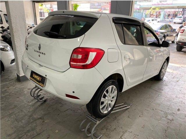 Renault Sandero 2018 1.0 12v sce flex expression manual - Foto 8