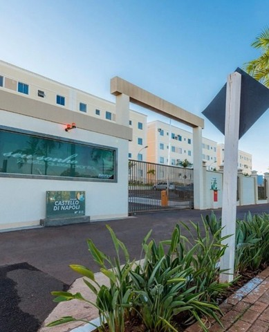 Vende-se apartamento jardim seminário
