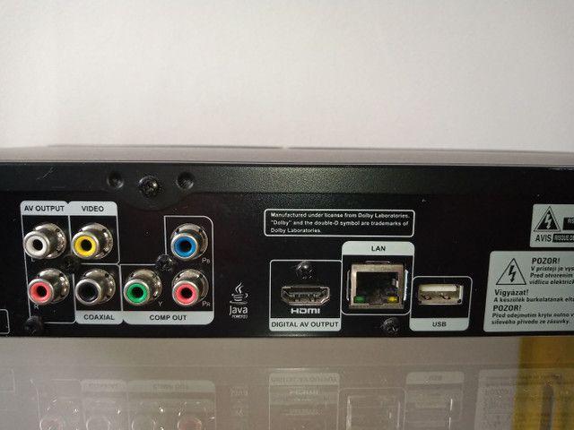Blue-Ray Philips com controle - Foto 5