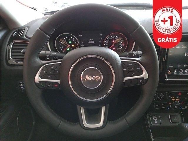 Compass Limited baixo km 4.000 impecável com garantia de fabrica.  - Foto 11