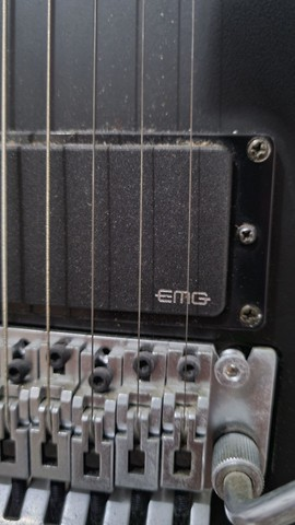 Guitarra Schecter Damien Platinum 6 FR-S - Foto 3