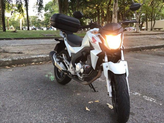 Honda CB Twister - INDISPONÍVEL no momento! - Foto 7