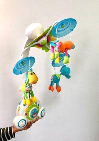 Mobile Tiny Love e tapete infantil - Foto 3