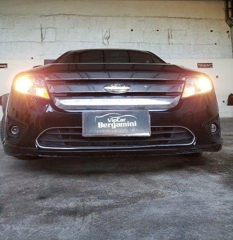 Ford Fusion V6 AWD 2011 leilão financeira. - Foto 8
