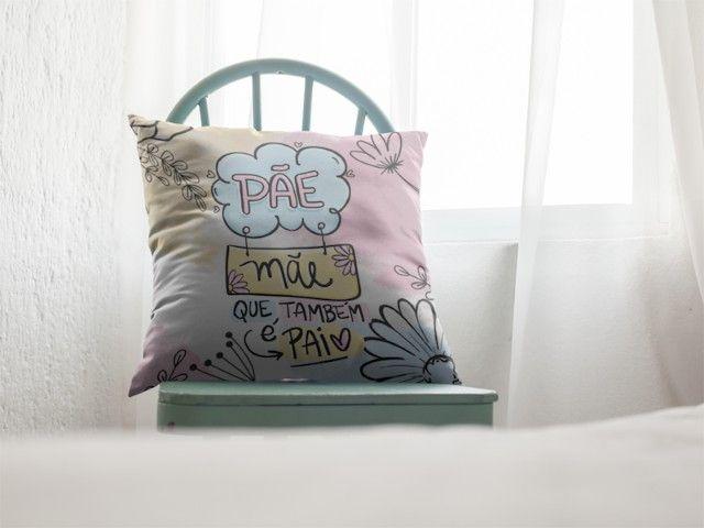 Almofadas Estampadas - Dia das Mães - Foto 2
