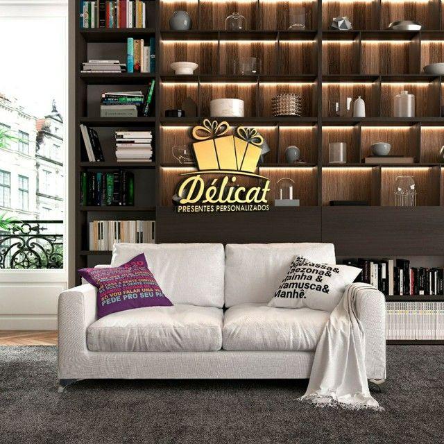 Almofada Decorativa Personalizada
