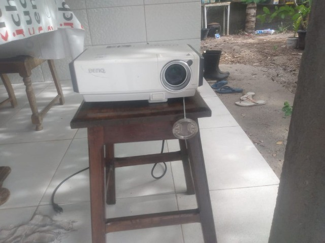 Projetor BenQ MS550 SVGA 3600 Lumens DLP