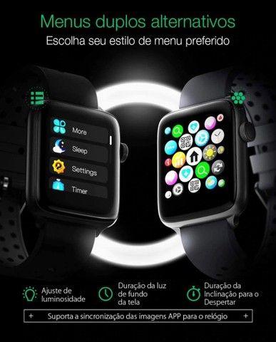 Relógio SmartWatch BlitzWolf BW-HL1 Pro - LACRADO - Foto 5