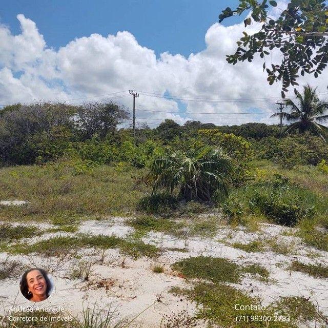 Lote/Terreno para venda com 476m² em Reserva Sauípe - Costa do Sauipe - Foto 17
