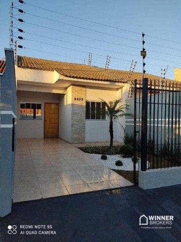 Casa com 2 dormitórios à venda, 60 m² por R$ 170.000 - Jardim Monterey - Sarandi/PR - Foto 3
