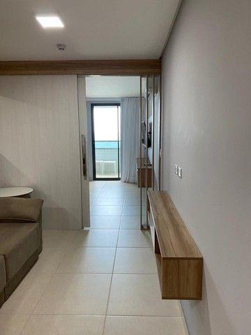 Flat em Casa Caiada Todo Mobiliado c/ 42m2   Linda Vista do Mar - Próximo a FMO - Foto 9