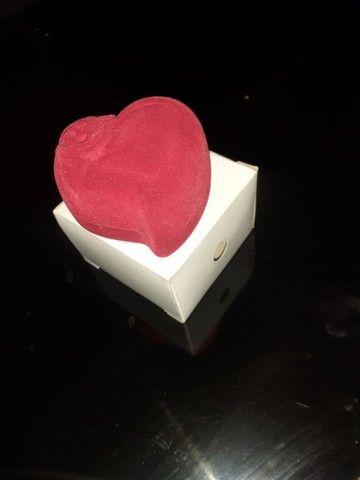 Anel de aço, peça única para você e seu amor.