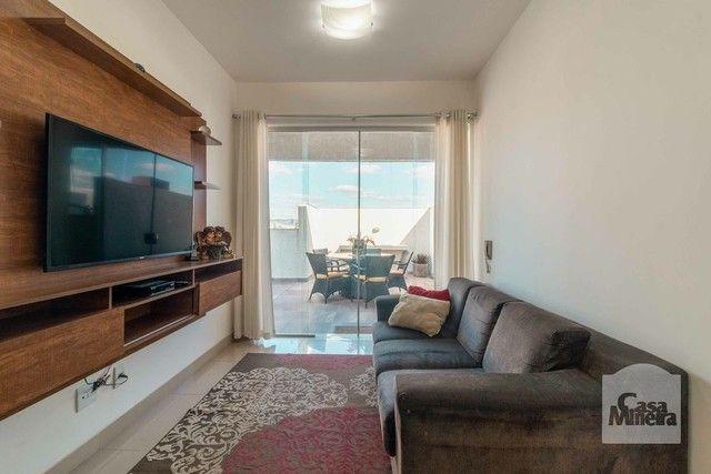 Apartamento à venda com 3 dormitórios em Indaiá, Belo horizonte cod:335407 - Foto 4