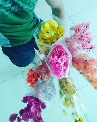 flores desidratada - Foto 2