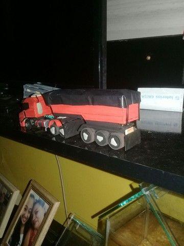 Miniatura da Scania 124 bicuda  - Foto 2