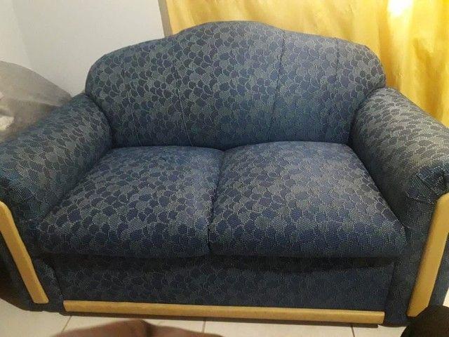 Sofá usado bom estado $250 - Foto 2