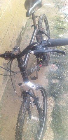 Bike kaloi aro 26 toda no aluminio - Foto 4