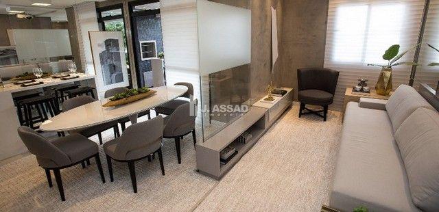 Apartamento à venda com 3 dormitórios em Ecoville, Curitiba cod:AP0364 - Foto 3