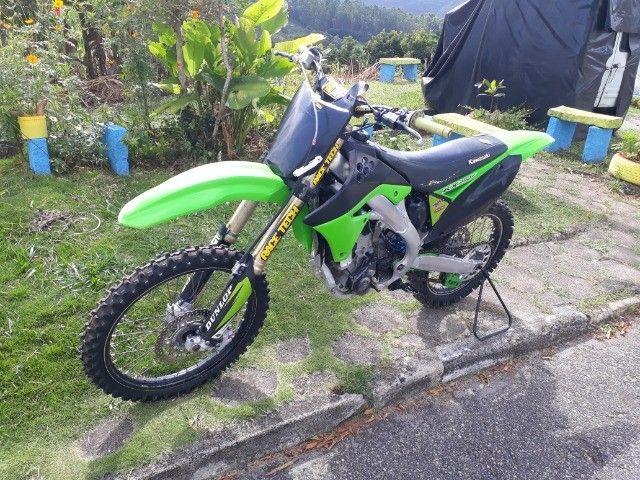 KXF 250 cc 2012