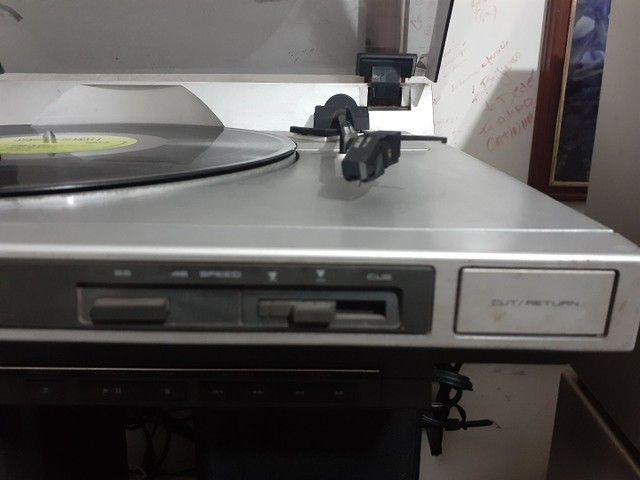 Toca Discos AKAI AP-A2, Funcionando com Observações  - Foto 3
