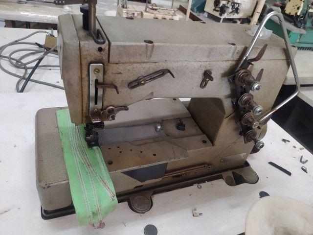 Máquina de costura Galoneira no precinho confira  - Foto 3