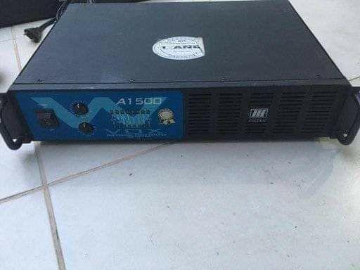 Mesa de som, 16 canais + potência de som 400 WRMS - Foto 2