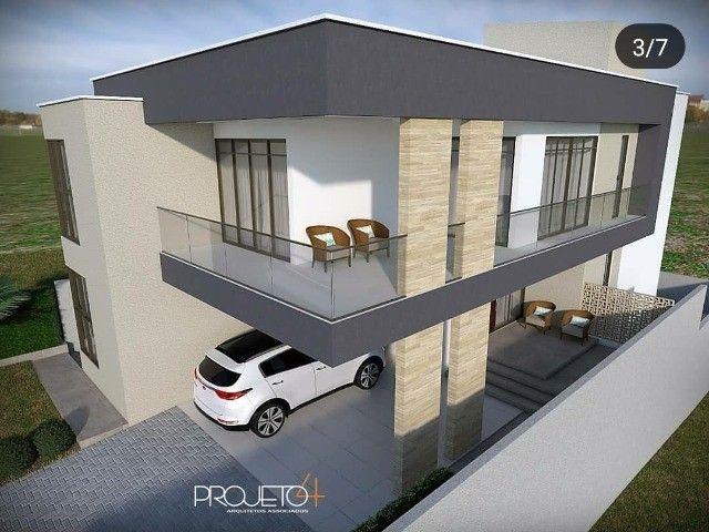 Casa 3 pavimentos, 350 metros de area com Piscina e area gourmet - Foto 2