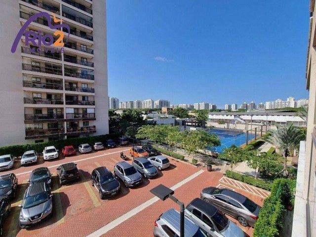 Apartamento com 3 dormitórios à venda, 77 m² por R$ 615.000,00 - Barra Olímpica - Rio de J - Foto 11