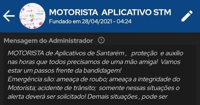 MONITORAMENTO PARA MOTORISTAS DE APLICATIVO DE SANTARÉM, GRATUITO !