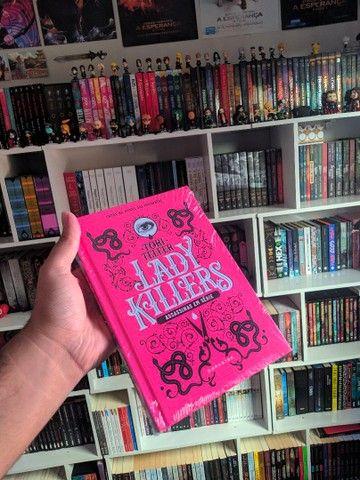 Livros Darkside e outros.  - Foto 3