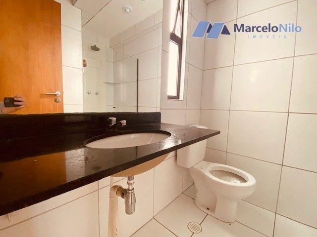 Apartamento na Beira-Mar de Olinda, 134m2, 4 quartos, 2 suítes, 3 vagas, Lazer Completo - Foto 12