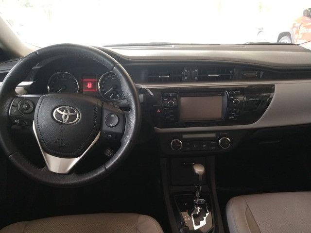 Toyota / Corolla XEI 2.0 Aut - Foto 7
