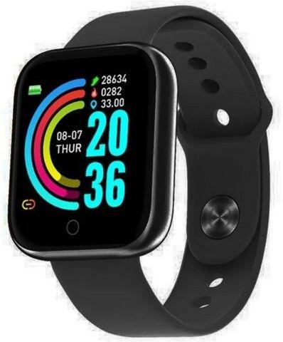 Relogio Inteligente Smartwatch D20 Bluetooth - Foto 3
