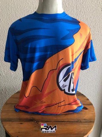 camisas super heróis  - Foto 5