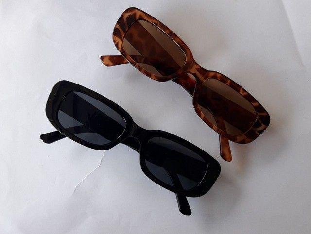 Óculos de sol retrô / vintage NOVO