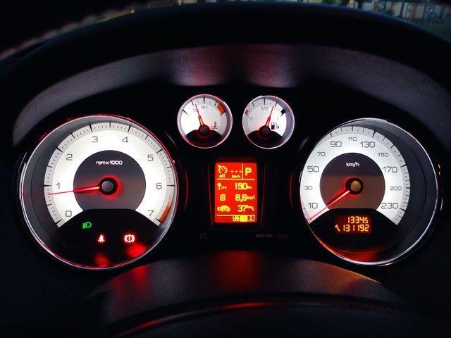 Peugeot 408 Allure AT 2.0 Flex 2011/2012  - Foto 4
