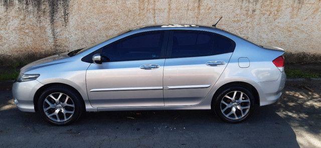 Honda City EX Automatico