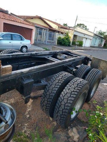 LEIA TODO O ANÚNCIO: Vendo/Troco Por Cavalo mecânico Caminhão Caçamba Truck 1525 - Foto 4