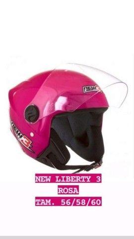 Capacete New liberty 3