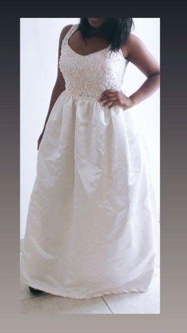 Vestido de festa, Madrinha, Debutante, Noiva. - Foto 2