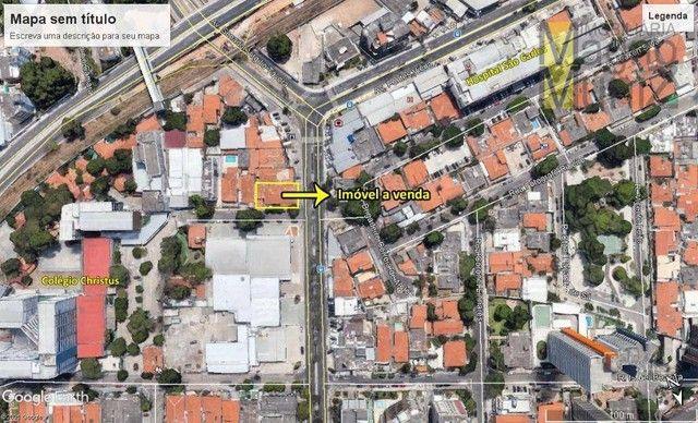 Terreno na Av. Senador Virgílio Távora à venda, 489 m² por R$ 2.750.000 - Dionisio Torres  - Foto 2