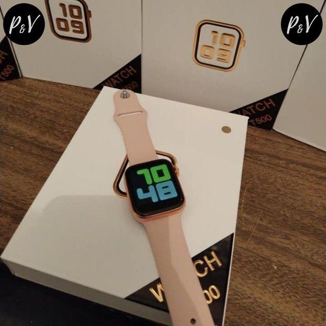 PROMOÇÃO: Relógio SmartWatch IWO MAX 2.0 - 12X No Cartão + Entrega Grátis - Foto 3