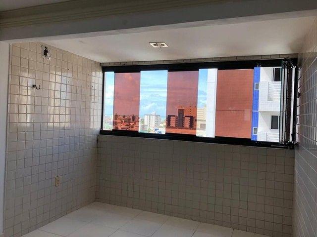 Excelente apartamento em Manaira 126m2  com 3 Quartos e 2 vagas de garagem - Foto 3
